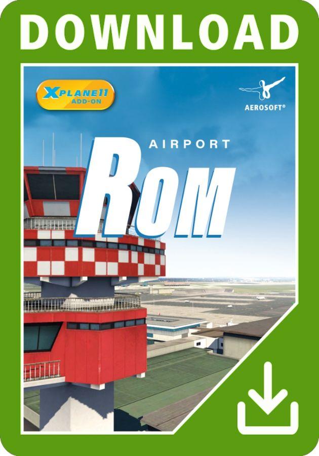 Just Flight - Airport Rome XP