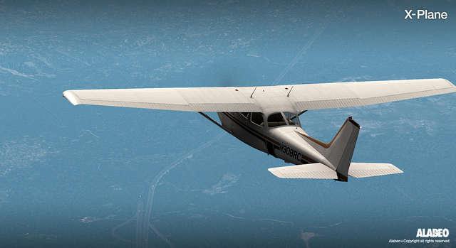 Just Flight - Alabeo C172RG Cutlass II (for X-Plane)