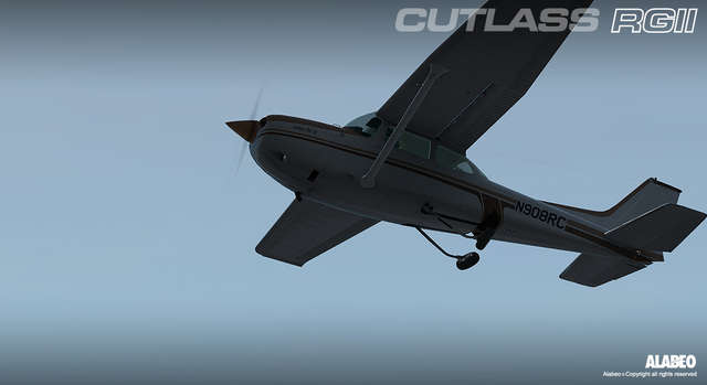 Alabeo C172RG Cutlass II