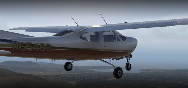 Alabeo C177 Cardinal II (for X-Plane 11)
