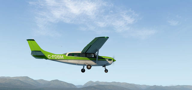 Alabeo C207 Skywagon (for X-Plane 11)