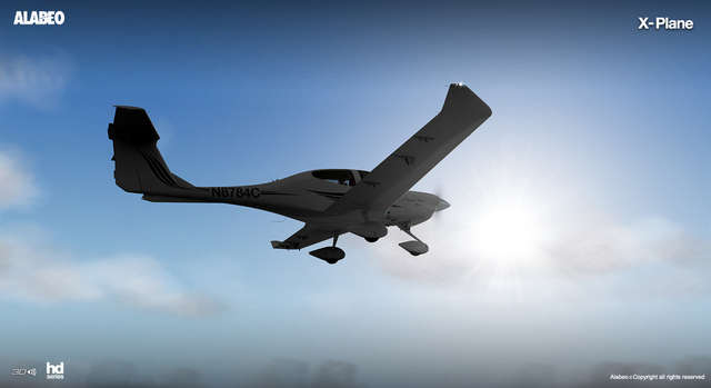 Alabeo DA40 (for X-Plane)