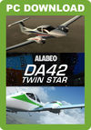 Alabeo DA42 Twin Star