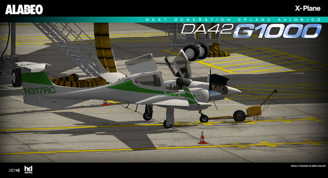 Alabeo DA42 Twin Star (for X-Plane)