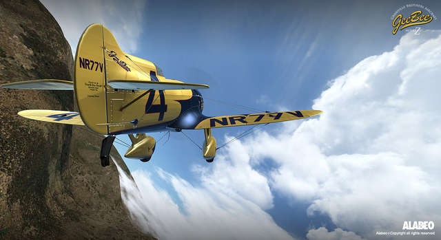 Alabeo Gee Bee Model Z