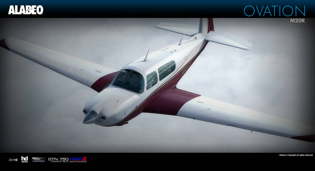 Just Flight - Alabeo M20R Ovation (for FSX & P3D)