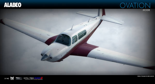 Alabeo M20R Ovation (for FSX & P3D)