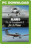 Alabeo PA-38 Tomahawk II for X-Plane