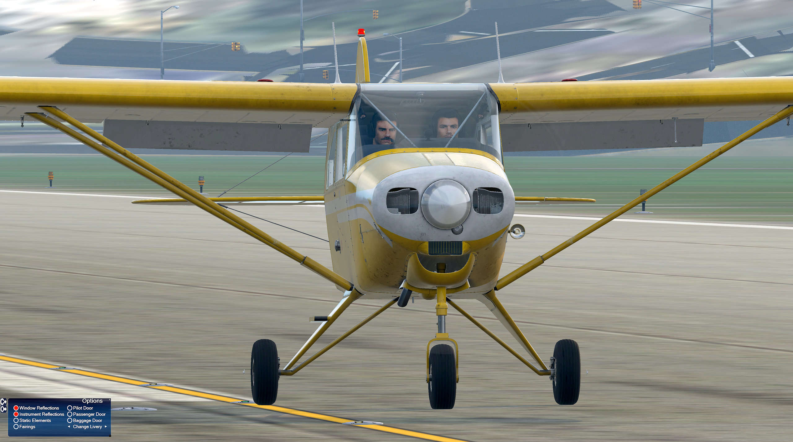 Alabeo PA-22 Tri-Pacer (for X-Plane) - Just Flight