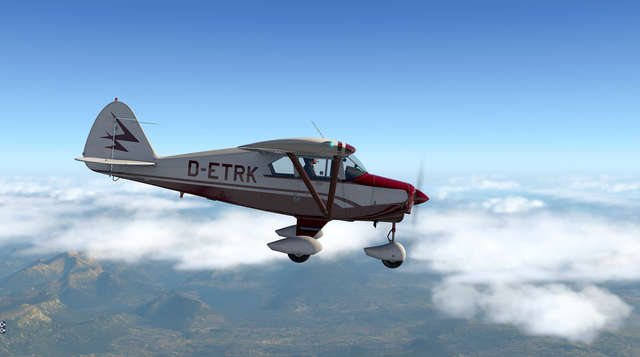 Just Flight - Alabeo PA-22 Tri-Pacer (for X-Plane)