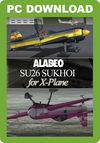 Alabeo Sukhoi Su-26 for X-Plane