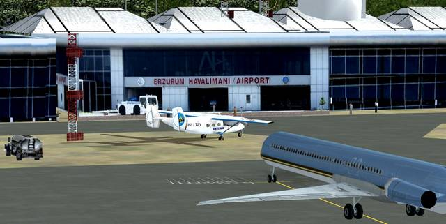 An-28/PZL M28 Missions & Scenery (for FSX)