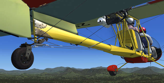 Airplanes – Drifter Ultralight