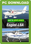 Ant's Airplanes - Eaglet LSA