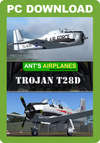 Ant's Airplanes – Trojan T-28D