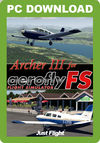 Archer III for aerofly