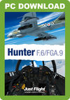 Hunter F.6/FGA.9 (FSX/P3D1-4)