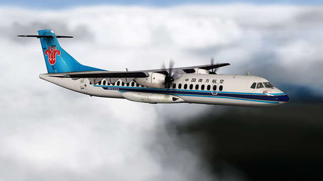 Just Flight - ATR 72-500