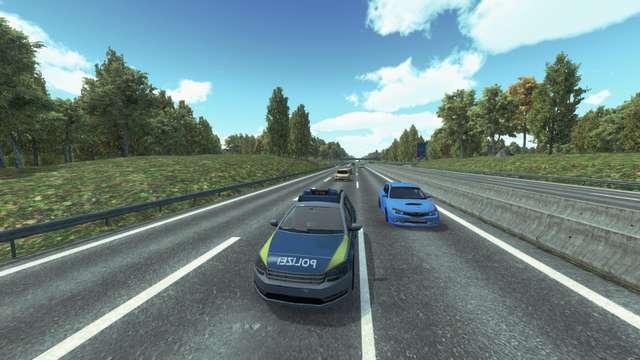 Just Flight Autobahn Police Simulator