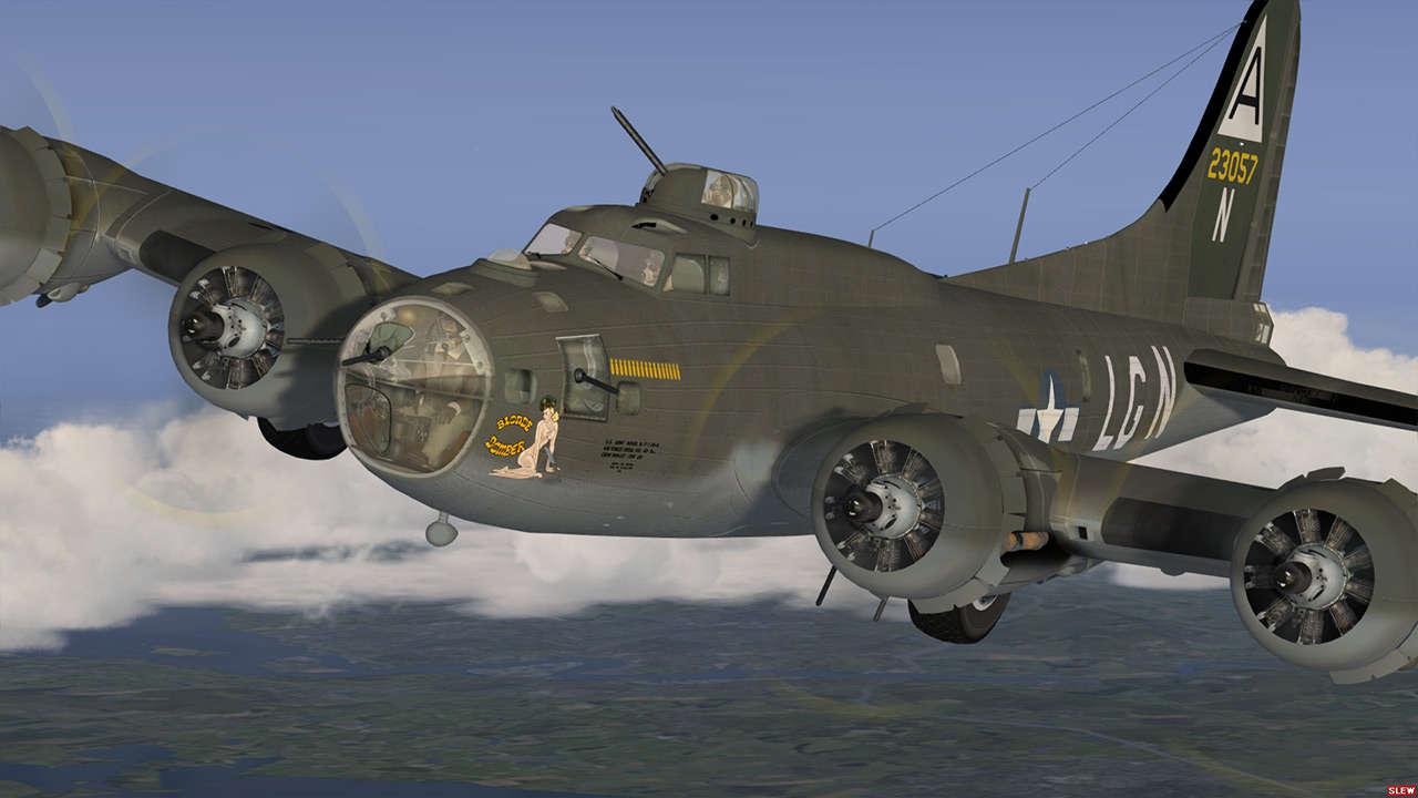 Just flight b 17 flying fortress for Www b b it