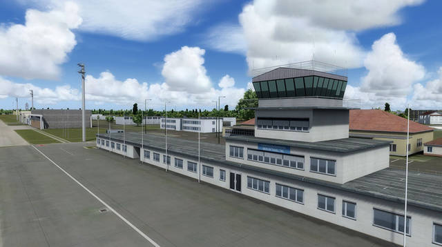 Berlin-Tegel Professional (for P3D v4)
