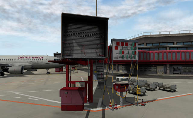 Berlin Tegel XP