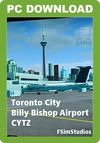 Billy Bishop Toronto City Airport CYTZ