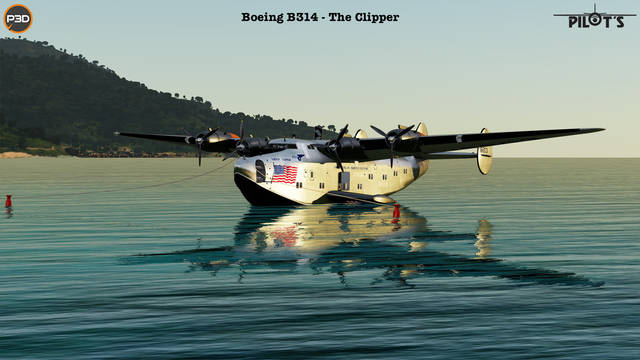Boeing B314 - The Clipper