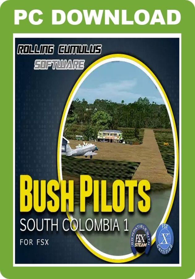 Just Flight - Bush Pilots South