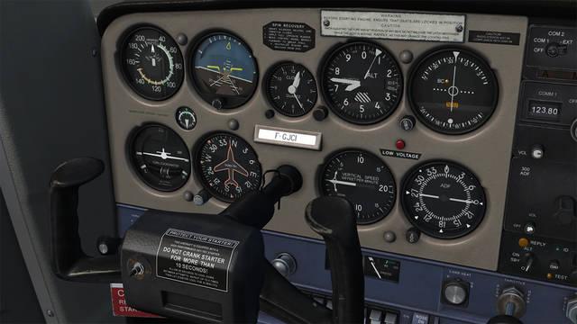 JUST FLIGHT C152