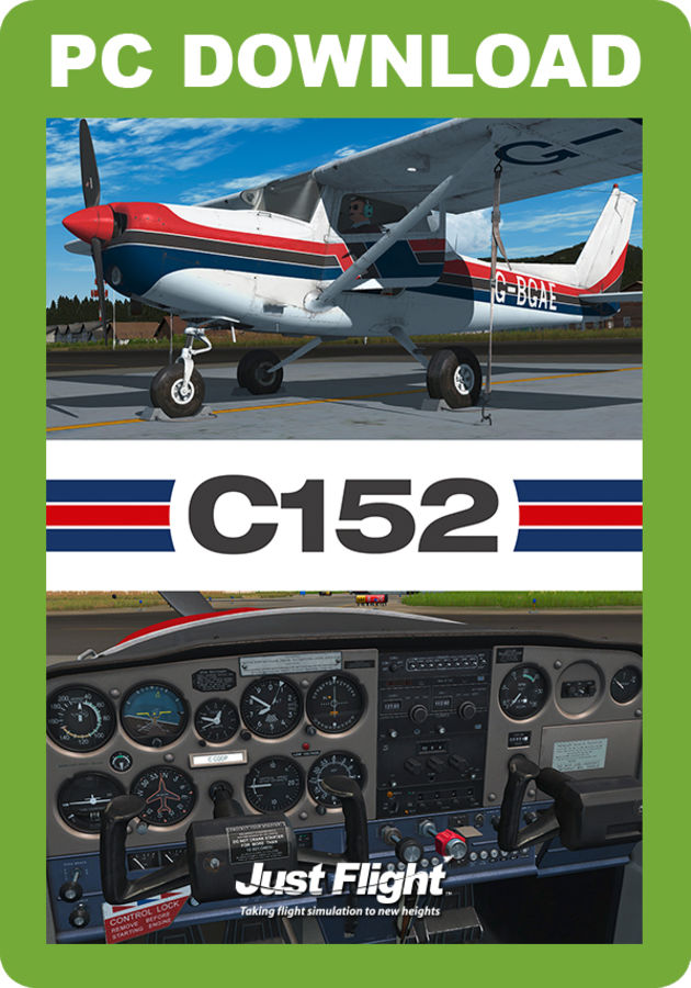 Just Flight - C152 (for FSX & P3D)