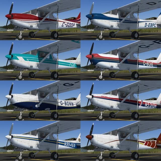 Just Flight - C152 (for FSX & P3D)