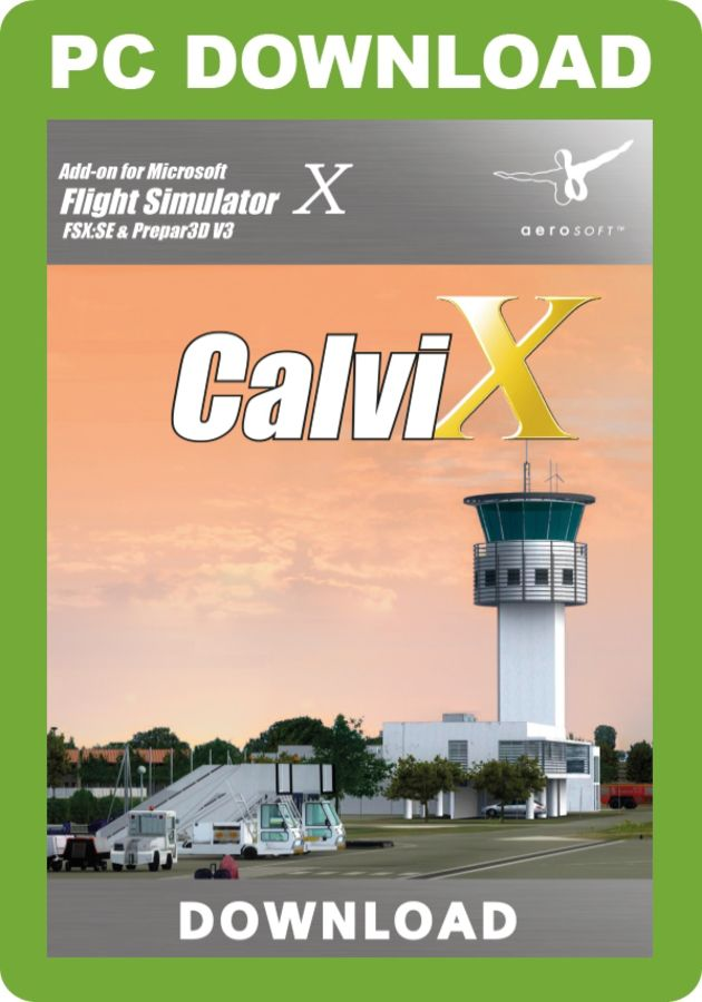 Just Flight - Calvi X (for FSX & P3D)