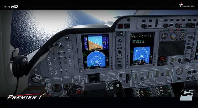Just Flight - Carenado 390 Premier 1A (for FSX & P3D)