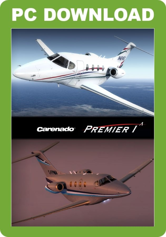 Just Flight - Carenado 390 Premier 1A (for FSX & P3D)