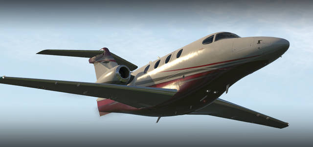 Carenado 390 Premier IA (for X-Plane 11)