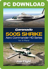 Carenado 500S Shrike Aero Commander HD Series (for X-Plane)