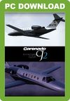 Carenado 525A Citation CJ2 HD Series (for FSX & P3D)