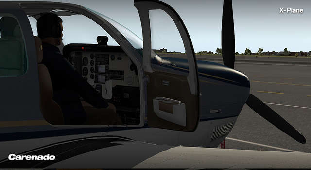 Carenado A36 Bonanza for X-Plane