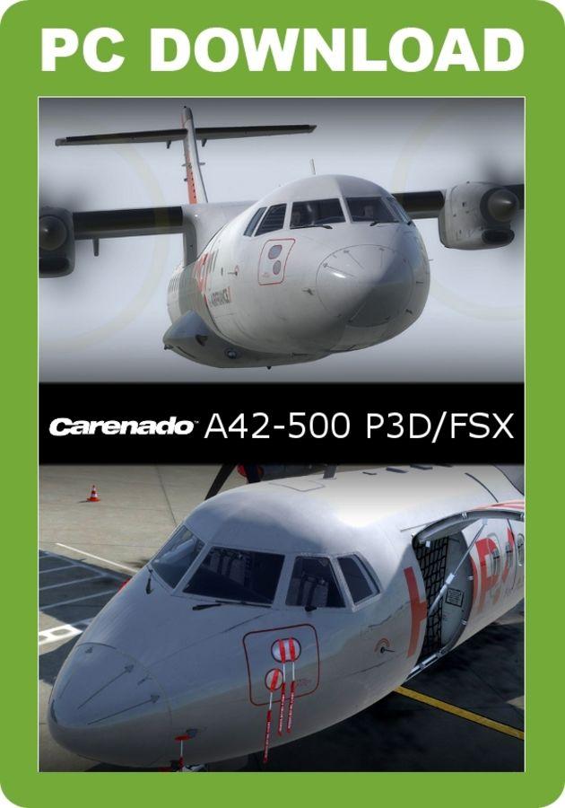 Just Flight - Carenado A42 500 Series (for P3D & FSX)