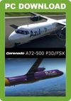 Carenado A72 500 Series (for P3D & FSX)