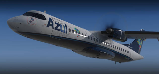 Carenado A72 500 Series (for P3D& FSX)