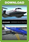 Carenado B120 (for FSX & P3D)