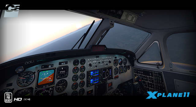 Carenado B200 King Air HD Series (for X-Plane 11)