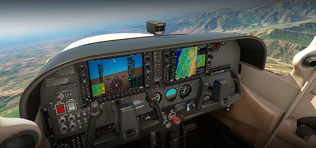 Carenado C172SP Skyhawk G1000 (for X-Plane 11)