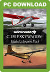 Carenado C185F Skywagon Bush