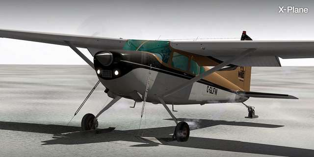 Just Flight - Carenado C185F Skywagon Bush (for X-Plane)