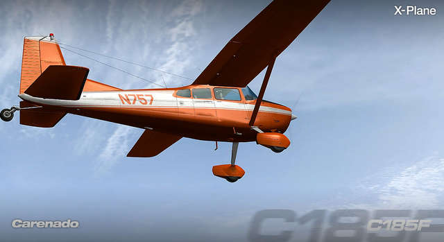 Carenado C185F Skywagon