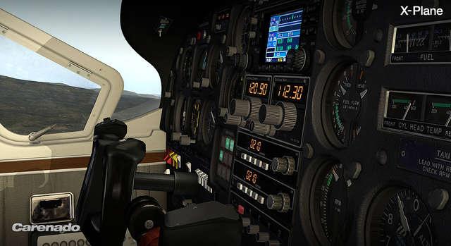 Just Flight - Carenado C337H Skymaster (for X-Plane)
