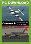 Carenado C340 II (for X-Plane 11)